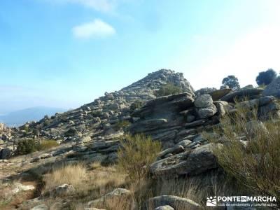 Sierra de la Cabrera - Pico de la Miel; diciembre viajes madrid y españa